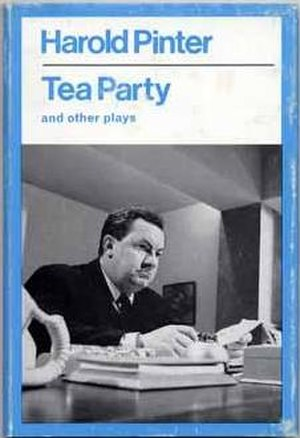 Tea Party (play) - First publication (Methuen & Co. Ltd.)