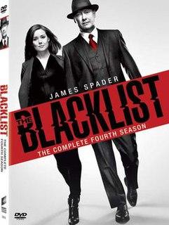 <i>The Blacklist</i> (season 4)