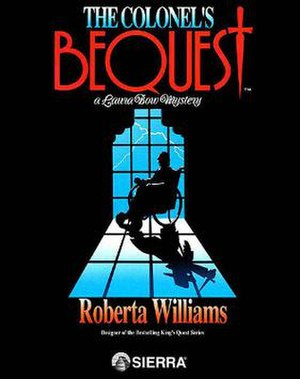 The Colonel's Bequest - Image: The Colonel's Bequest Cover