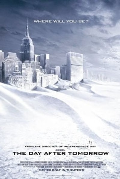 Picture of a movie: The Day After Tomorrow