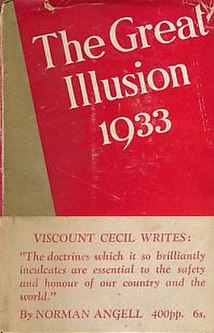 <i>The Great Illusion</i> book by Norman Angell