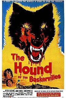 <i>The Hound of the Baskervilles</i> (1959 film) 1959 film by Terence Fisher