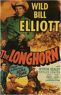 <i>The Longhorn</i> 1951 film by Lewis D. Collins