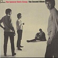The Second Album (The Spencer Davis Group album).jpeg