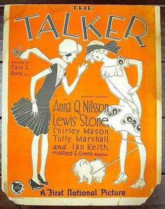 The Talker - Image: The Talker