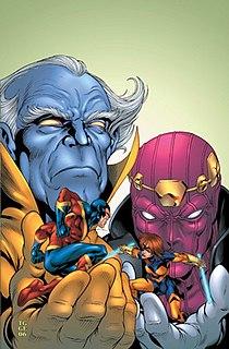 Grandmaster (Marvel Comics) Marvel Comics character