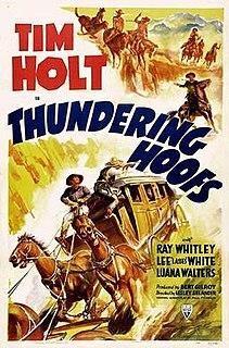 <i>Thundering Hoofs</i>