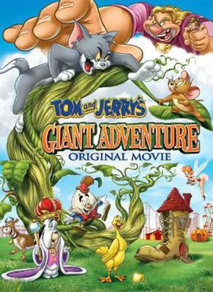 Tom and Jerry's Giant Adventure - Image: Tom and Jerry's Giant Adventure