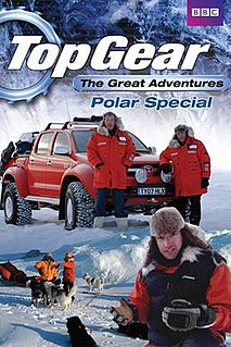 Special edition of the Top Gear TV show from 2007
