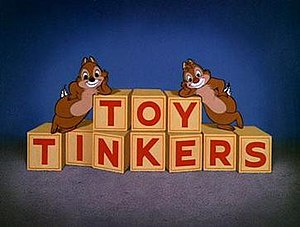 Toy Tinkers - Title card