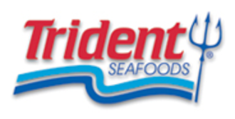 Trident Seafoods - Image: Trident Seafoods logo