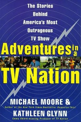 Adventures in a TV Nation - Image: Tvnationsf