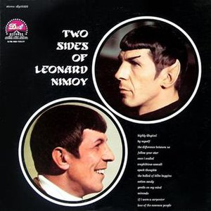 Two Sides of Leonard Nimoy
