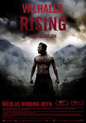 Valhalla Rising (film) - Theatrical release poster