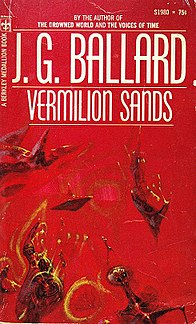 <i>Vermilion Sands</i> book by J.G. Ballard