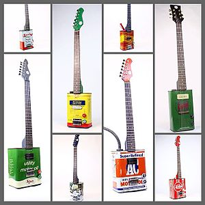 Bohemian Guitars - Vintage Series Guitars