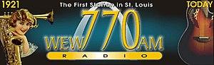 WEW - Image: WEW 770am logo