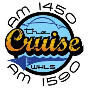 "WHLS - WHLS logo as ""The Cruise"""