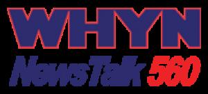 WHYN (AM) - Image: WHYN (AM) logo