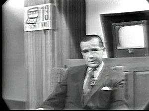 WNET - Image: WNET Edward R. Murrow 1962