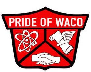Waco High School - Image: Wacohighcrest 2