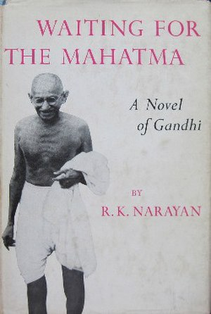 Waiting for the Mahatma - First edition