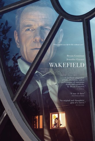 Wakefield (film) - Theatrical release poster