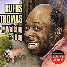 Rufus Thomas Walking The Dog Lyrics