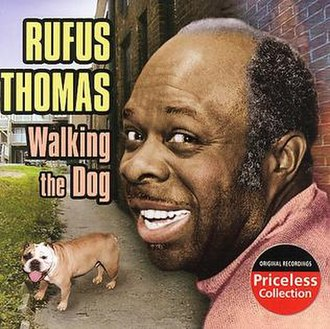 Walking the Dog - Image: Walking The Dog Cover