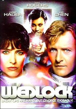 Wedlock (film) - DVD cover