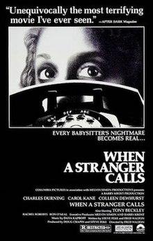 When a Stranger Calls (1979 film) - Wikipedia