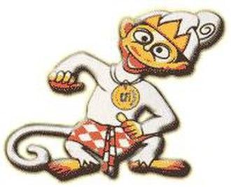 Taman Mini Indonesia Indah - Nitra, the mascot of TMII