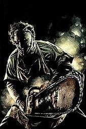 the texas chainsaw massacre comics wikipedia