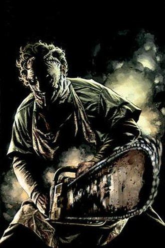 The Texas Chainsaw Massacre (comics) - Image: Wildstormleatherface 1