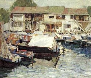 William Twigg-Smith New Zealand painter (1883-1950)