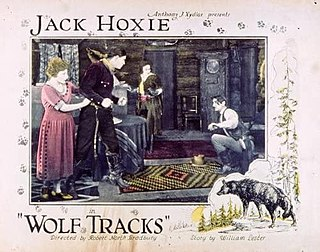 <i>Wolf Tracks</i> (1923 film) Western film