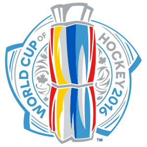 World Cup of Hockey - Logo of 2016 event