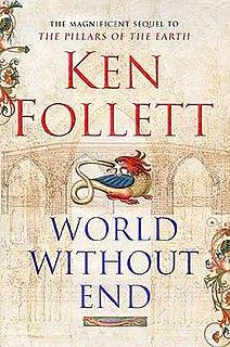 <i>World Without End</i> (Follett novel) Novel by Ken Follett