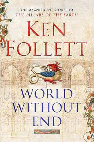 World Without End (Follett novel) - Cover art of World Without End, UK edition (2007)