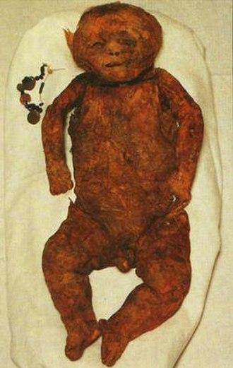 Maronite mummies - Image: Yasmine mari