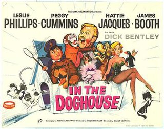 <i>In the Doghouse</i> (film) 1962 film by Darcy Conyers