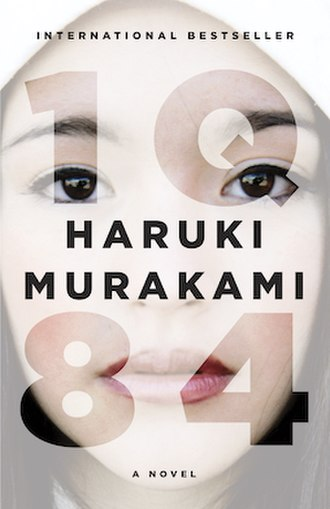 1Q84 - United States edition of 1Q84, first published in the United States in 2011 by Knopf.
