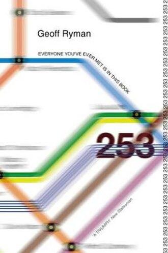 253 (novel) - Image: 253 Front Cover
