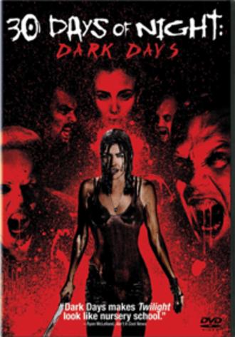 30 Days of Night: Dark Days - DVD cover