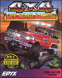 4x4 Off-Road Racing Cover.png