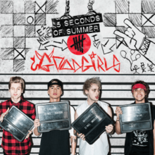 5 Seconds Of Summer Good Girls Png