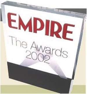 7th Empire Awards - The logo for the 7th Empire Awards