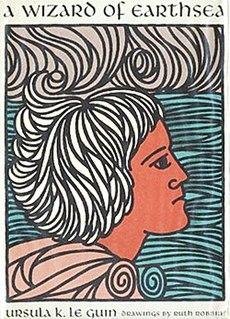 <i>A Wizard of Earthsea</i> Fantasy novel by Ursula K. Le Guin