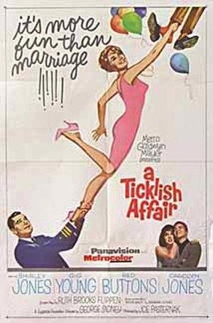 A Ticklish Affair - Image: A Ticklish Affair