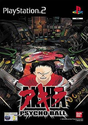 Akira Psycho Ball - Image: Akira Psycho Ball